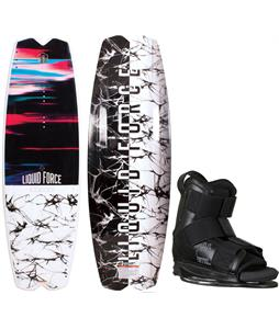 Liquid Force Remedy Wakeboard w/ CTRL Imperial Bindings