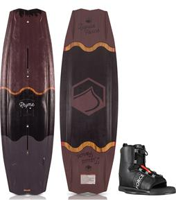 Liquid Force Rhyme Wakeboard w/ Element Wakeboard Bindings