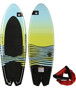 Liquid Force Rocket SE w/ Handle Wakesurfer