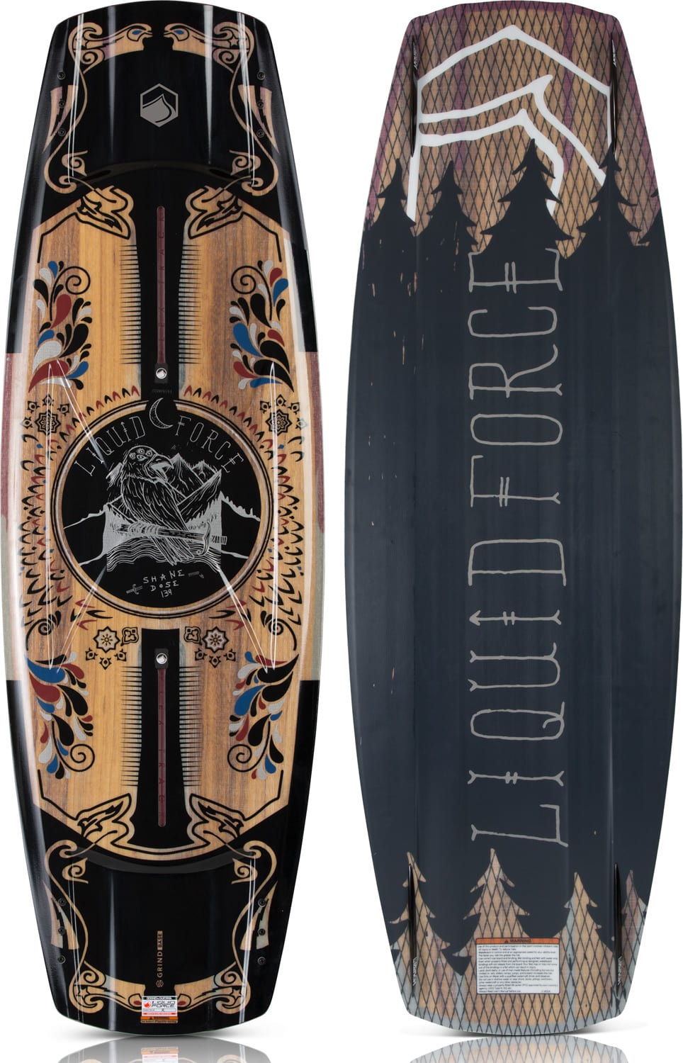Wakeboards For Sale >> Liquid Force Shane Dose Wakeboard