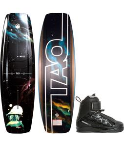 Liquid Force Tao Wakeboard w/ Flex 4D Bindings