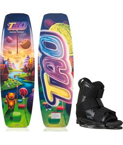 Liquid Force Tao Wakeboard w/ CTRL Imperial Bindings