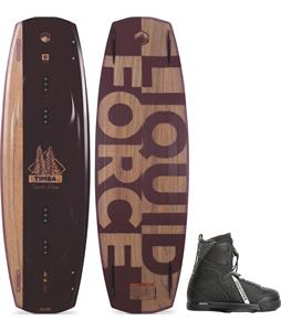 Liquid Force Timba Wakeboard w/ Classic Bindings