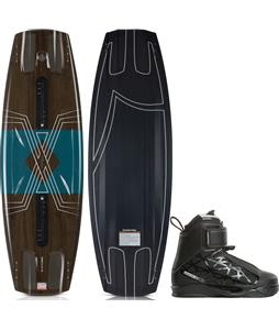 Liquid Force Watson Dose Wakeboard w/ Flex 4D Bindings