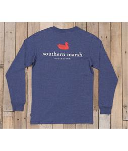 Southern Marsh Authentic L/S T-Shirt