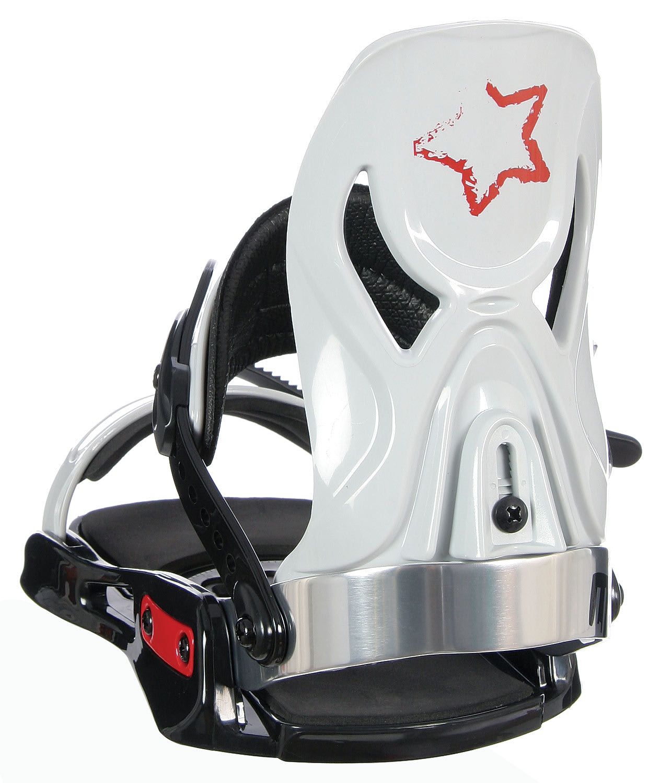 M3 Discord Snowboard Bindings