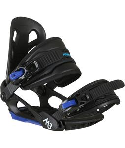 M3 Helix Jr. Snowboard Bindings