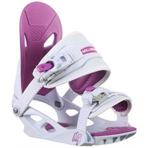 M3 Solstice 4 Jr Snowboard Bindings