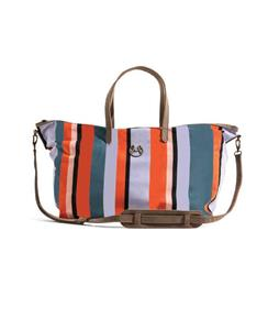 Maaji Geometric Stripes Magical Tote Bag