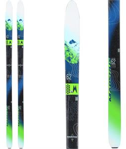 Atomic Redster Carbon Classic Blue Medium Size 207 cm Cross Country XC Race Skis