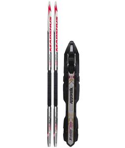 Madshus Intrasonic Classic JR XC Skis w/ Bindings