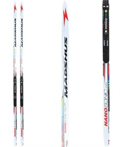 Madshus Nanosonic Carbon Classic Intelligrip XC Skis