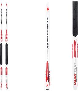 Madshus Nanosonic Carbon Classic Jr. XC Skis