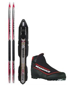 Madshus Ultrasonic Classic JR XC Complete Ski Package