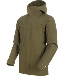 Mammut Chamuera Hardshell Thermo Hooded Parka Jacket
