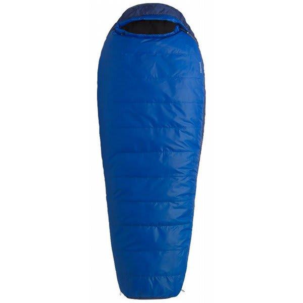 Marmot Rockaway 20 Long Sleeping Bag Lapis Blue U.S.A. & Canada