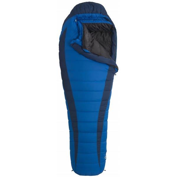 Marmot Sawtooth 15 Long Down Sleeping Bag Electric / Tempest U.S.A. & Canada