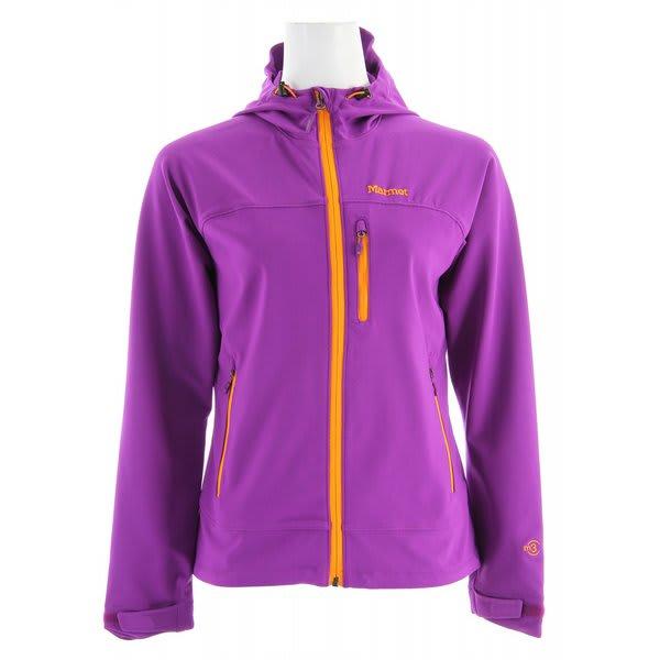 Marmot Tempo Hoody Jacket Vibrant Purple U.S.A. & Canada