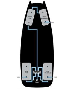 Mastercraft X-Star Additional Ballast System
