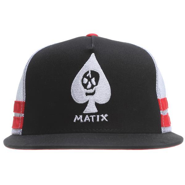 Matix Deathcard Trucker Cap U.S.A. & Canada