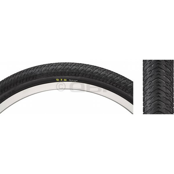 Maxxis Dth 20X1 3 / 8In Steerl Bead Race Tire Black U.S.A. & Canada