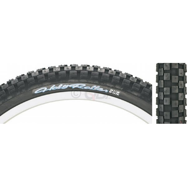 Maxxis Holy Roller Bmx Tire Black Steel 24X1 85In U.S.A. & Canada