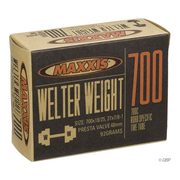 Maxxis Welter Weight Presta Valve Tube 700C X 18 25 48Mm U.S.A. & Canada