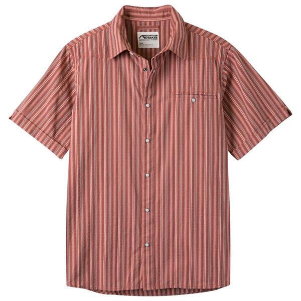 Mountain Khakis Mens EL Camino Short Sleeve Shirt