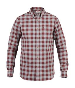 Fjallraven Ovik Check L/S Shirt