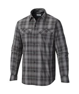 Columbia Silver Ridge Plaid L/S Shirt