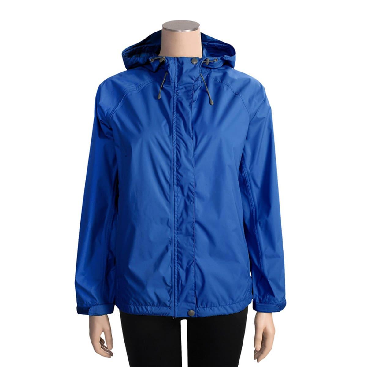 White Sierra Trabagon Shell Rain Jacket