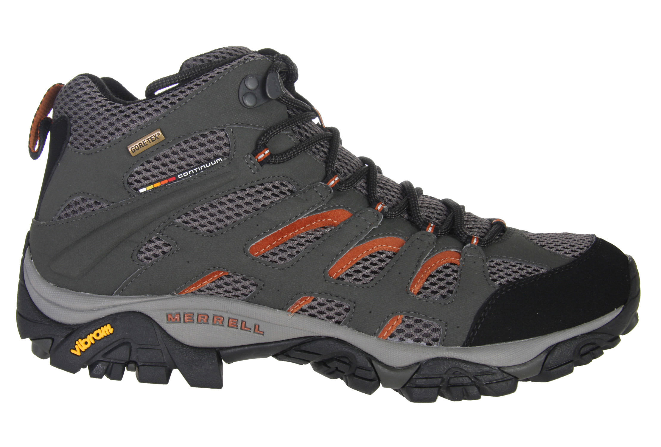 merrell continuum vibram ortholite video