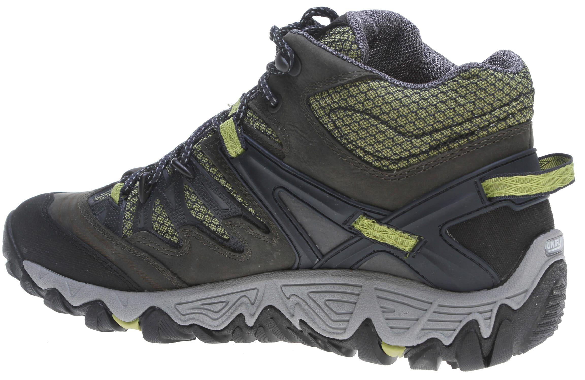 Merrell Allout Blaze Mid Waterproof Hiking Boots - thumbnail 3