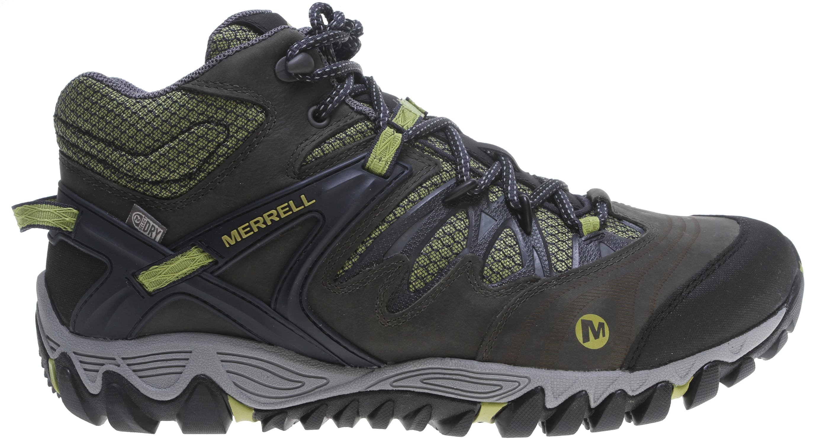Merrell Allout Blaze Mid Waterproof Hiking Boots  thumbnail 1