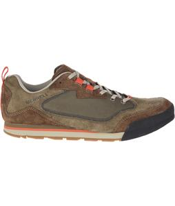 Merrell Burnt Rock Travel Suede Shoes