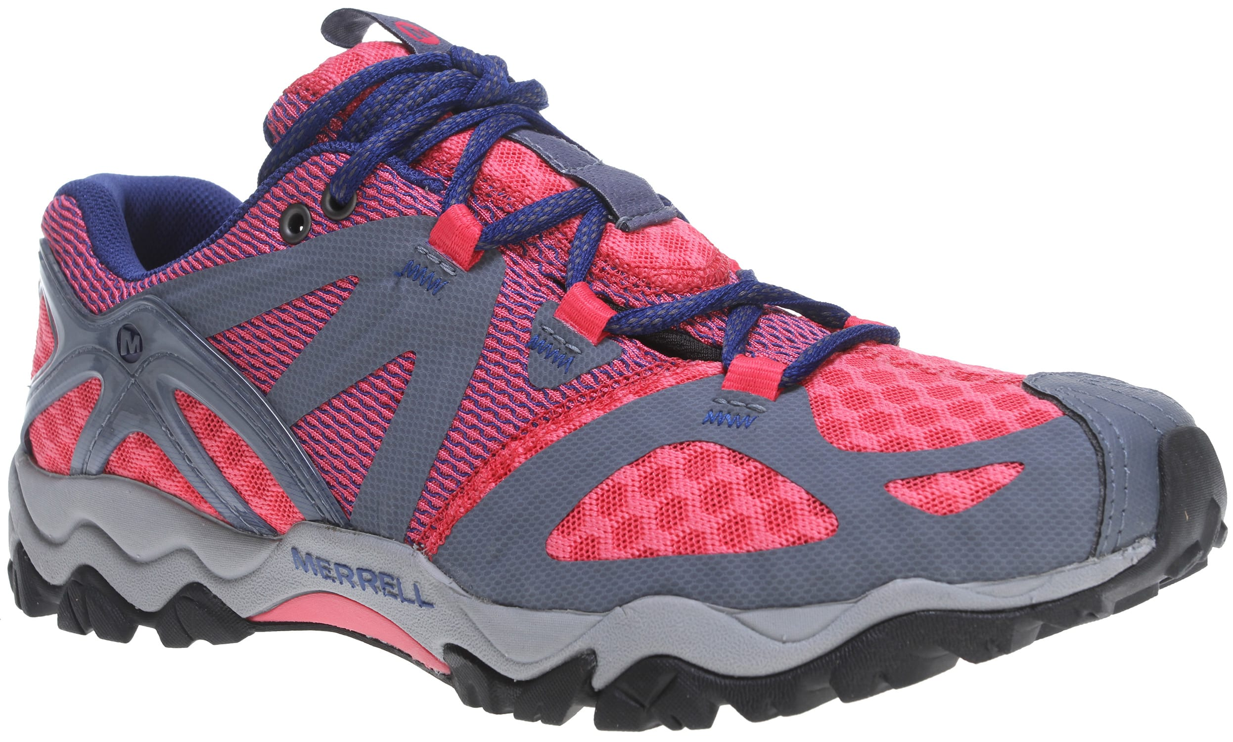 Merrell Grassbow Air Hiking Shoes - Womens