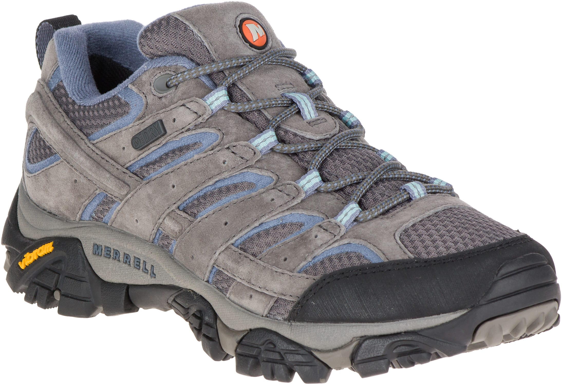 Merrell Moab 2 Waterproof Hiking Shoes Womens