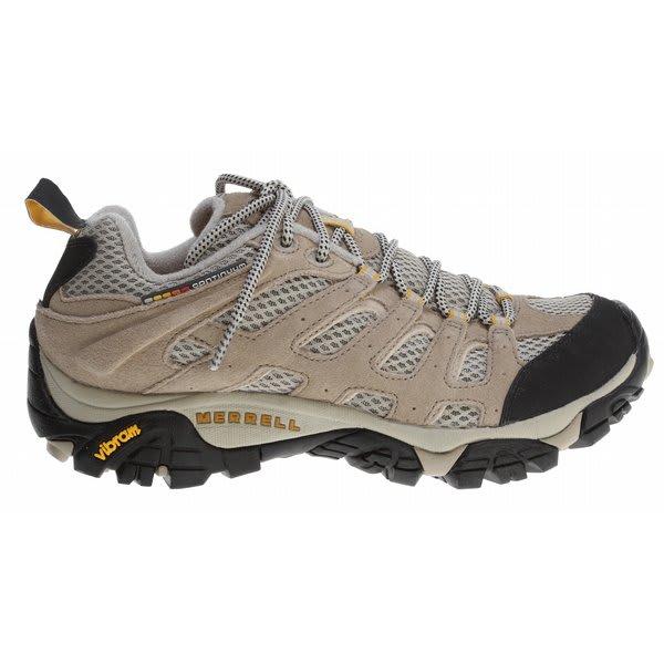 merrell womens moab ventilator hiking boot review