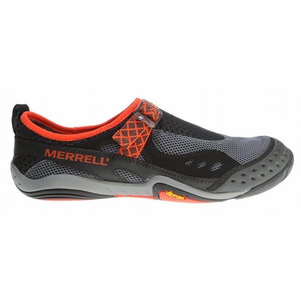 Merrell Rapid Glove Shoes Black / Granite U.S.A. & Canada