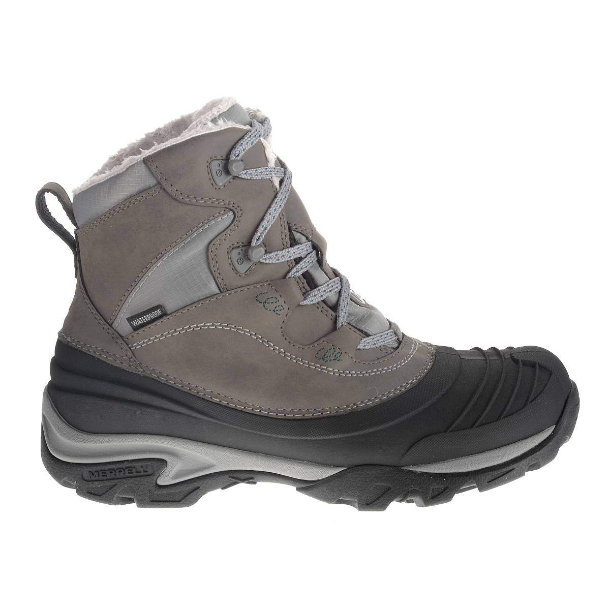 Ski Boots Sale >> Merrell Snowbound Mid Waterproof Boots - Womens