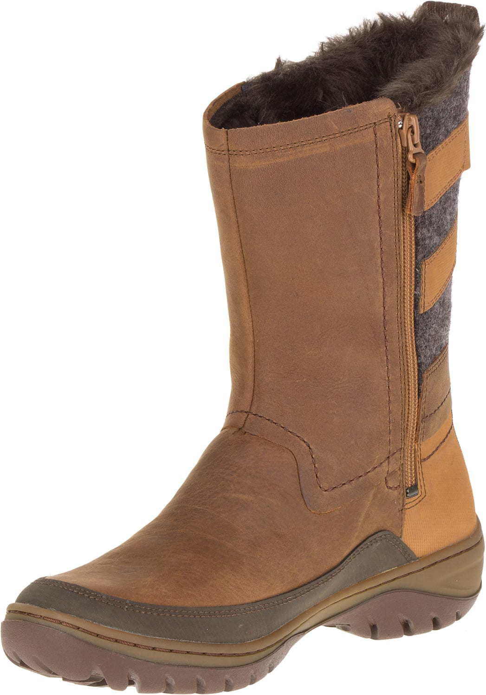 On Sale Merrell Sylva Mid Buckle Waterproof Boots - Womens ...