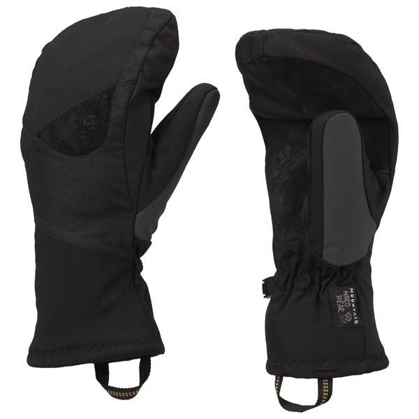 Mountain Hardwear Asteria Mittens Black U.S.A. & Canada