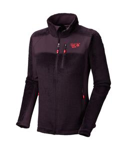 Mountain Hardwear Hoodless Monkey Woman Grid Jacket