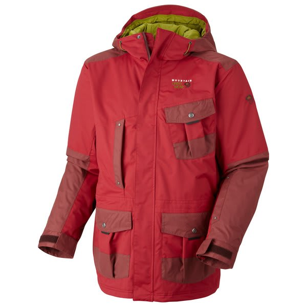 Mountain Hardwear The A' Parka' Lypse Ski Jacket U.S.A. & Canada