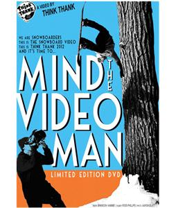 Mind The Videoman (Think Thank) Snowboard Dvd