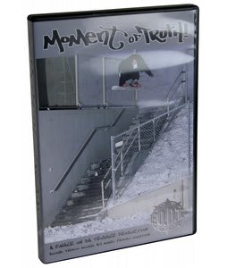Moment of Truth Snowboard DVD