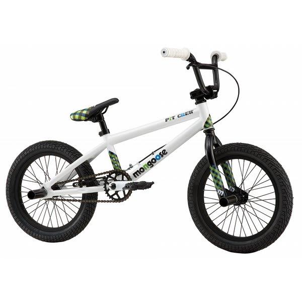 Bmx Bikes For Kids >> Mongoose Pit Crew Bmx Bike Kids