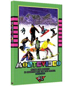 Monte Video (Autumn Line) Snowboard DVD