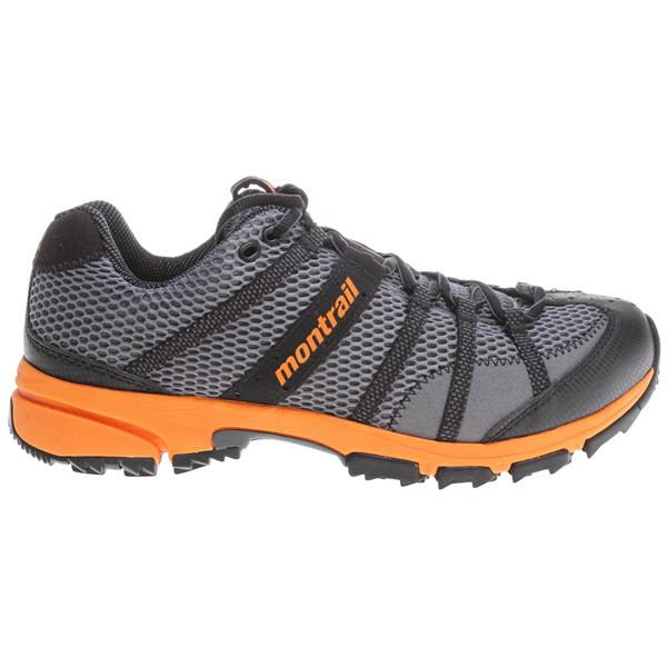 Montrail Mountain Masochist Ii Hiking Shoes Titanium / Solarize U.S.A. & Canada