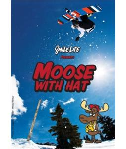Moose With Hat (8Mile Life/Red Bull) Snowboard DVD